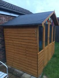 7 x 5 ft Summerhouse