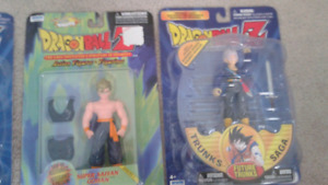 Dragon Ball Z figures from the 90's SEALED