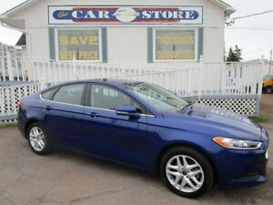 2014 Ford Fusion SE ALLOYS VOICE COMMAND BLUETOOTH