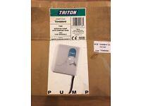 Triton T40i booster pump