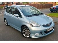 An absolute mint Honda Jazz 1.4 i-DSI Sport CVT-7 5dr is for sale