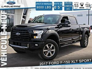 2017 Ford F-150 XLT*SPORT*AIR DESIGN*174$/SEMAINE