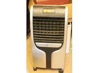 Airforce Slim Evaporative Air Cooler ACS120-FR
