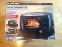 For Sale Electric Fan Assisted Oven with Grill, BRAND NEW