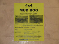 4X4 MUD BOG