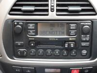 Genuine OEM Toyota RAV4, MR2,Hilux Celica Radio Cassette Receiver (86120-42050)