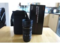 Sigma 105mm F2.8 EX DG Macro OS, Canon Mount