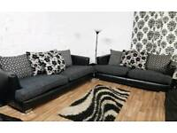 New dfs zest 4+3 seater sofas**Free Delivery **