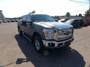 2012 Ford F-350 XLT / LEATHER / 4X4 / 6.2L