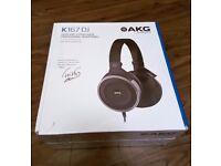 AKG K167 TIESTO Headphones (brand new in sealed box) - closed-back over ear professional headphones