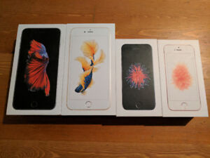 Like New Corporate iPhone's 6S+/SE Rogers!