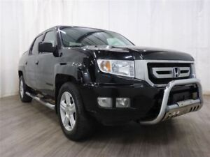 2009 Honda Ridgeline EX-L Sunroof Leather Hitch