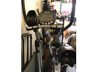 Horizon Fitness Elliptical cross trainer.