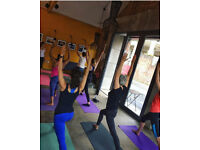 Rise & Shine Sunday morning Yoga class - Liverpool 27th August