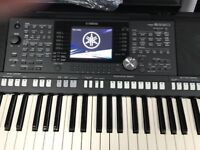 YAMAHA PSR-S950 ARRANGER WORKSTATION KEYBOARD, MINI TYROS 4