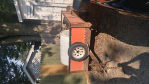 Utility trailer for sale MUST GO!