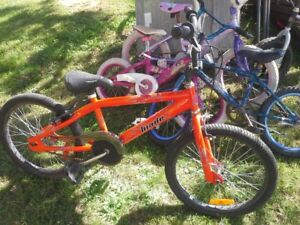lots of bikes foresale