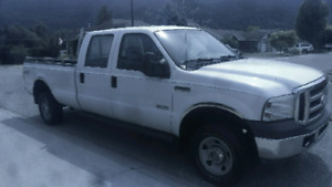 2007 Ford F350 one ton