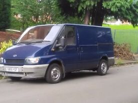 2006 Transit Camper/ Day Van Need to sell this week relocating