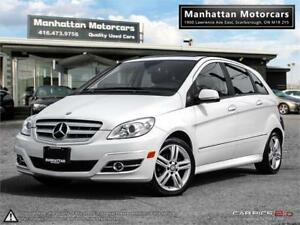 2009 MERCEDES BENZ B200 TURBO |PANORAMIC|BLUETOOTH|99,000KM
