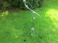 Drums - Mapex Boom Cymbal Stand - Excellent