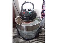 Portable worktop Halogen Air Cooker