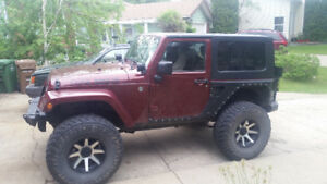 2010 Jeep Wrangler Sahara (2 door)