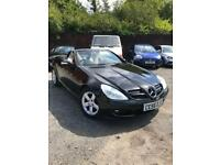 2006 Mercedes-Benz SLK200K+60k 1.8 Automatic auto+ Mercedes service+heated scarf
