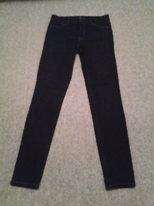 New abecrombie and fitch skinny jeans