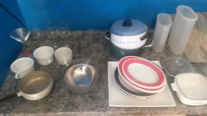 Dishes $10