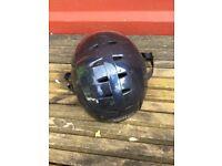 Canoe helmet