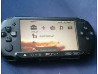 SONY PSP HAND HELD CONSOLE REF E1003 STREET COMPLETE