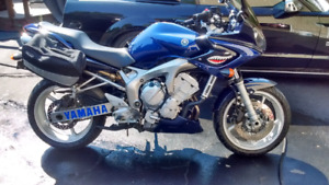 yamaha fz6 excellent condition 705 2079875