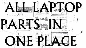 WE HAVE ALL PARTS FOR LAPTOPS - PIECE POUR LES PORTABLES