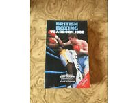 British Boxing Yearbook 1988