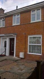 3 Bedroom house to rent Bridgwater