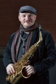 Saxophone, clarinet and piano teacher