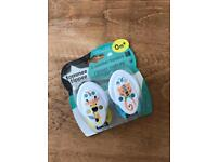 Tommee Tippee - dummy clips Brand New
