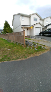 Town House for Rent. Port McNeill