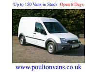 2012 (12) FORD TRANSIT CONNECT T230 LWB HIGH ROOF VAN - 1.8TDCI, 90PS, Small