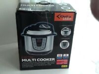 Brand new multi-cooker by Delta (Aldi)