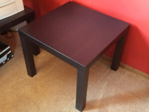 5 IKEA LACK side tables