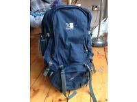 Karrimor 50-70 (expandable) Backpack.