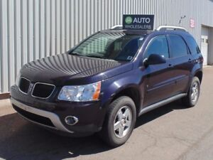 2007 Pontiac Torrent THIS WHOLESALE SUV WILL BE SOLD AS TRADE...