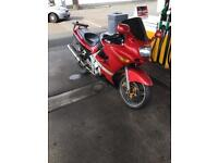 Kawasaki zzr 600 good condition 30000miles 1999