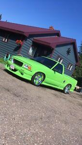 1996 GMC Sonoma Custom Truck