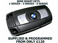BMW Key Replacement-Programming-Specialists ECU/ CAS Repair Coding - Mileage correction Updates