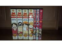 One Piece Manga 1-15