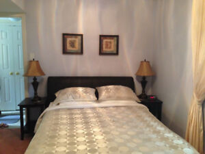 Beautifully furnished high end B&B rent in Winter