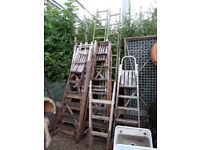 Ladders Galour Various Sizes Available